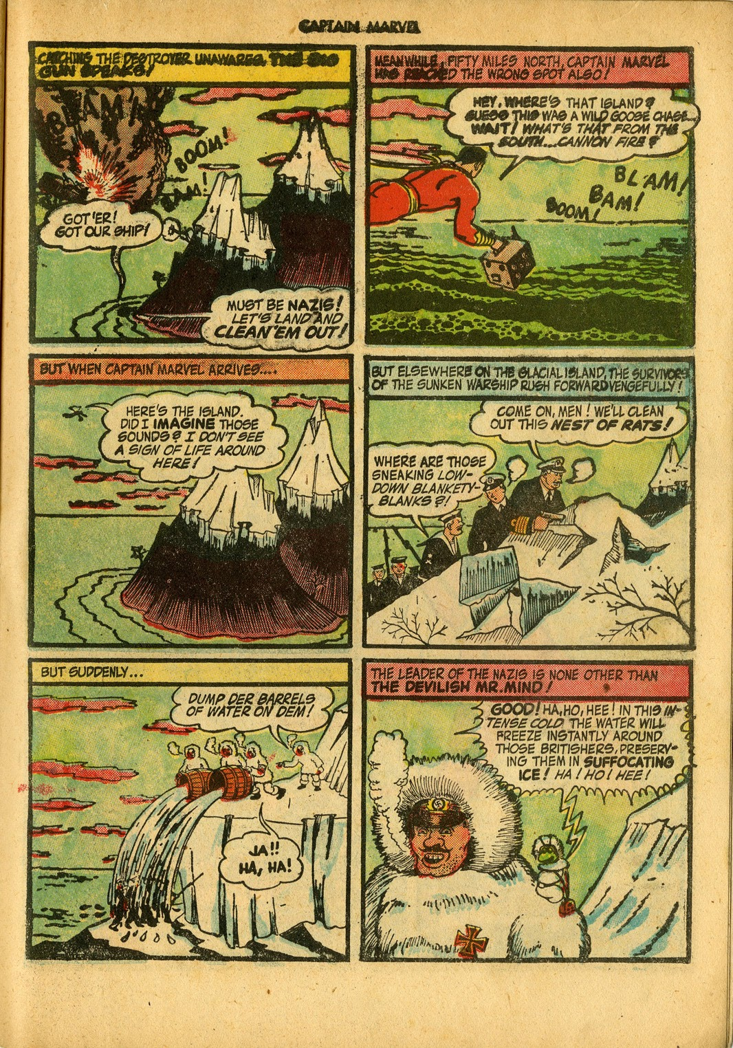Captain Marvel Adventures issue 34 - Page 55