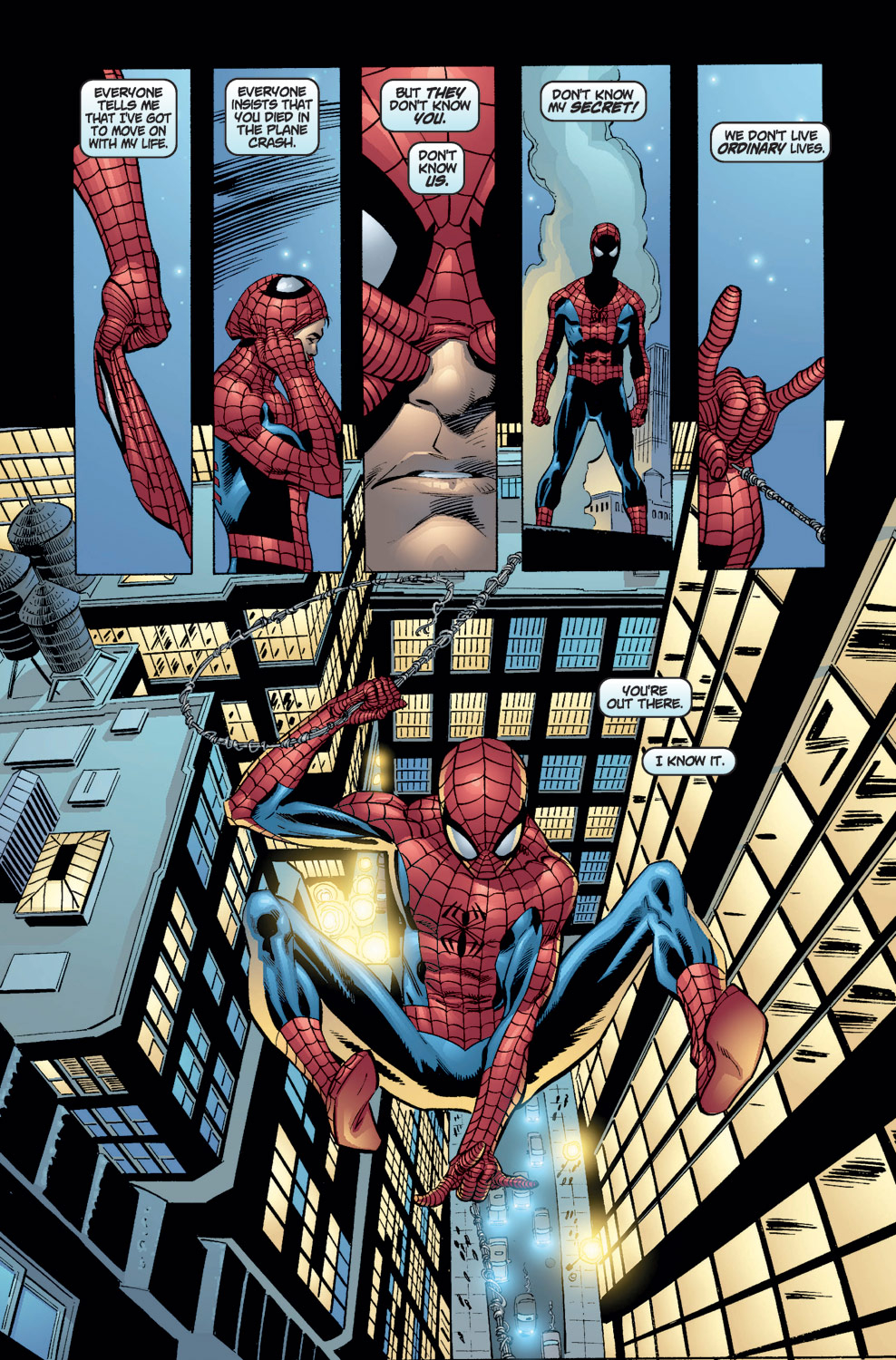 The Amazing Spider-Man (1999) 29 Page 4