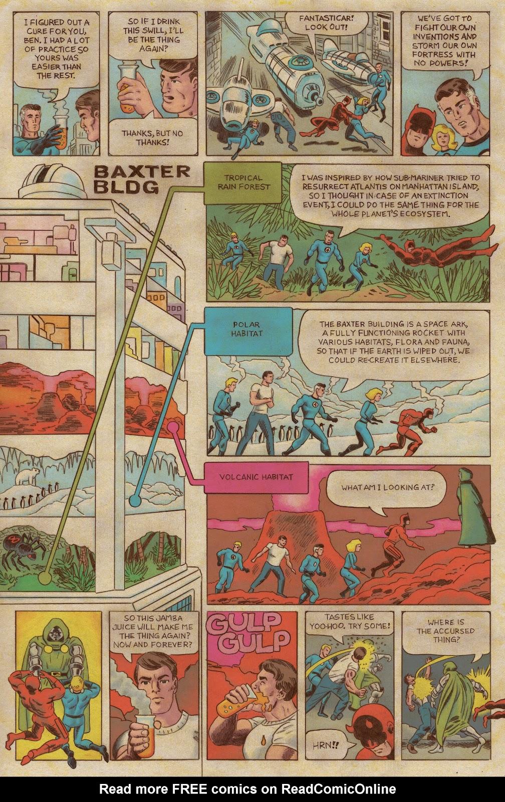 Read online Fantastic Four: Grand Design comic -  Issue #1 - 33