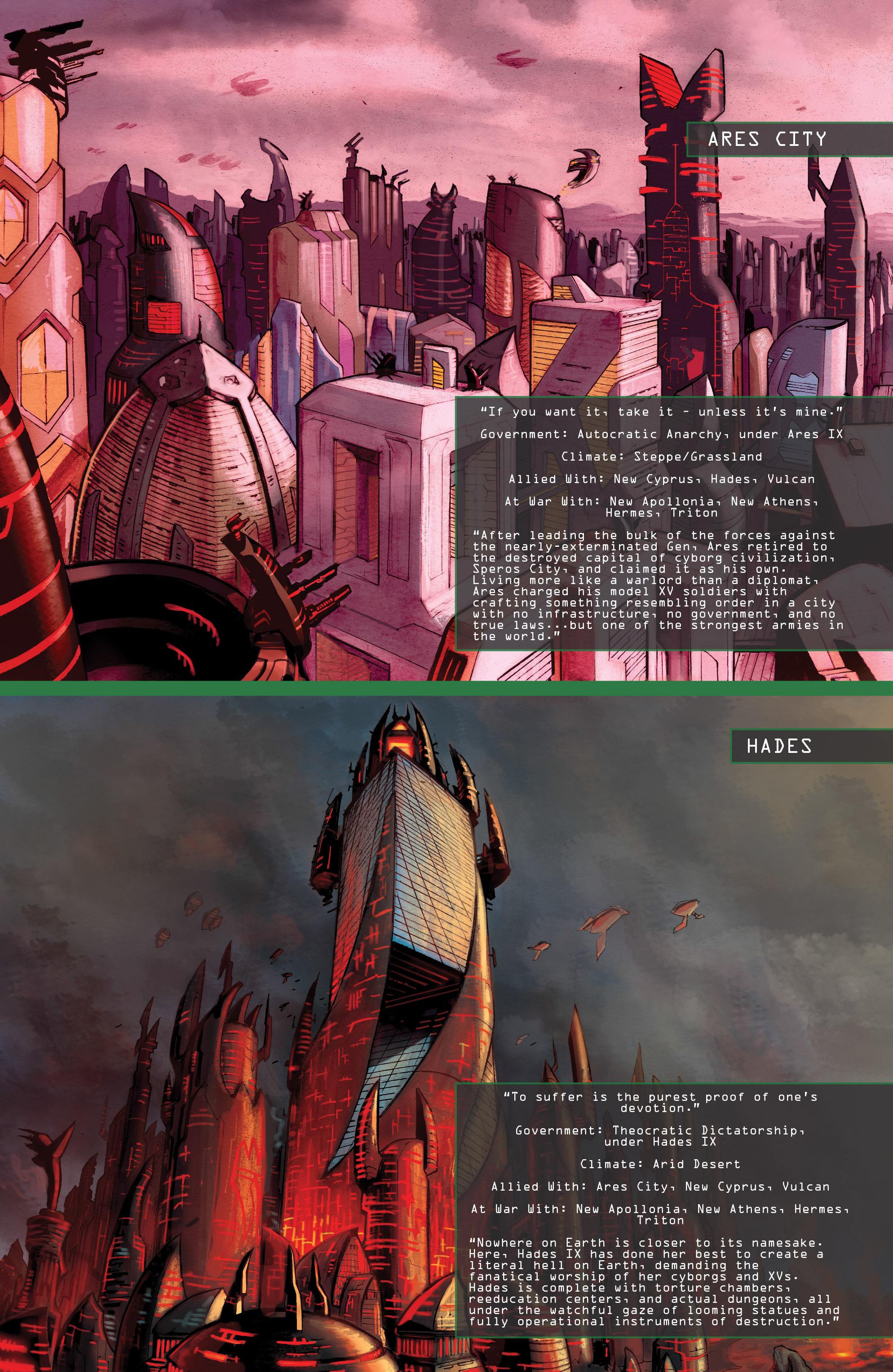 Read online IXth Generation Hidden Files comic -  Issue #1 - 13