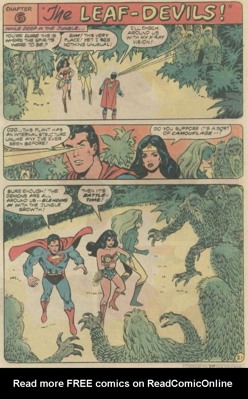 The Super Friends Issue #47 #47 - English 22