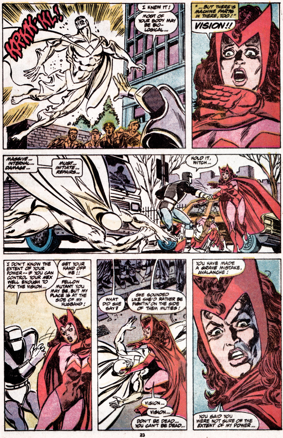 The Avengers (1963) 312 Page 17
