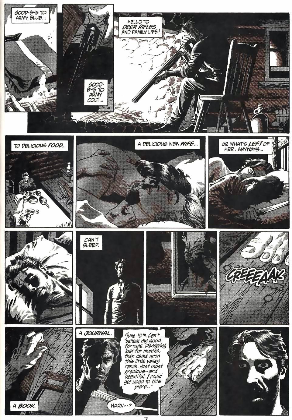 Read online Flinch comic -  Issue #4 - 19