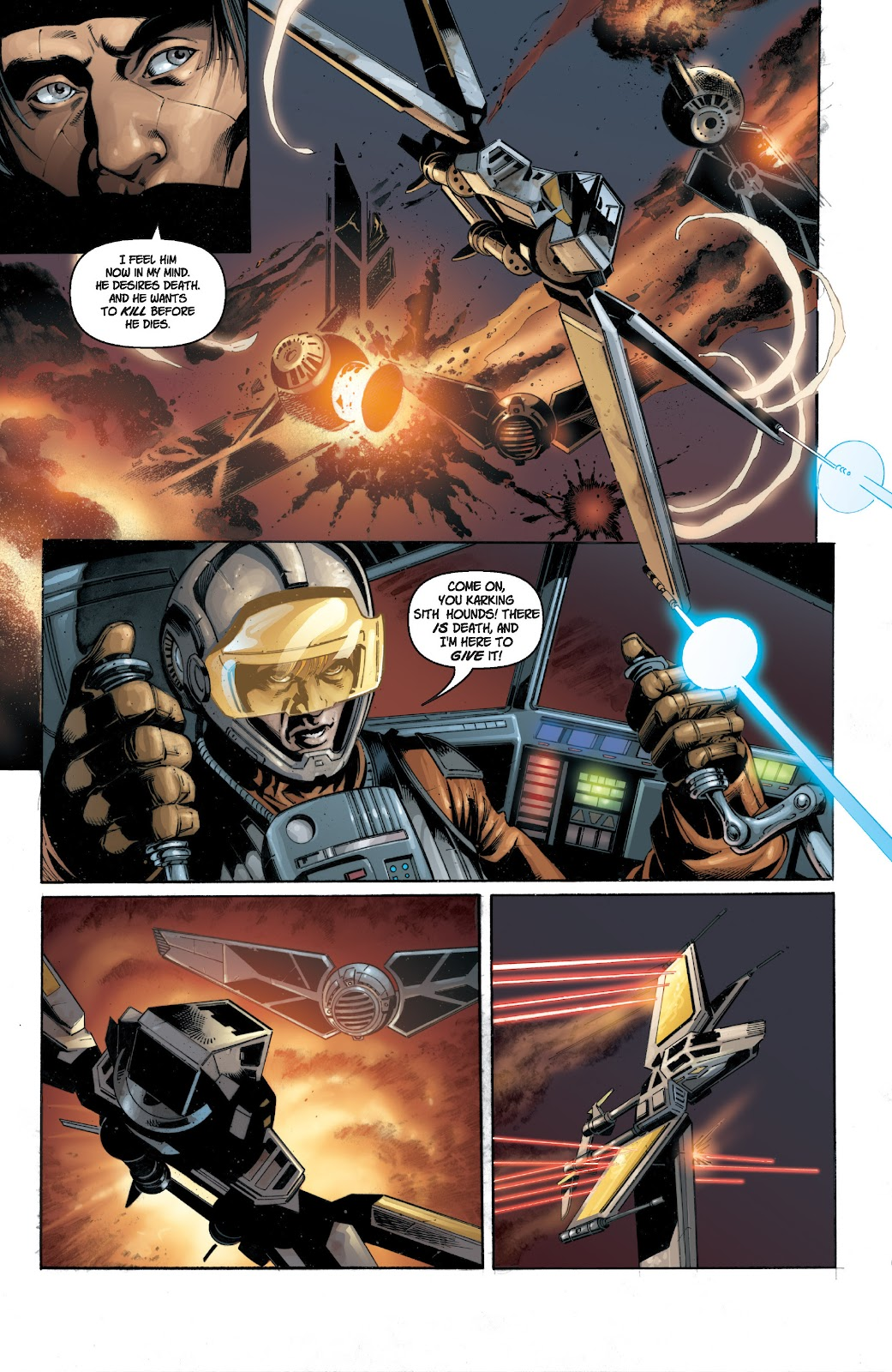 Read online Star Wars Legends: Legacy - Epic Collection comic -  Issue # TPB 1 (Part 1) - 19
