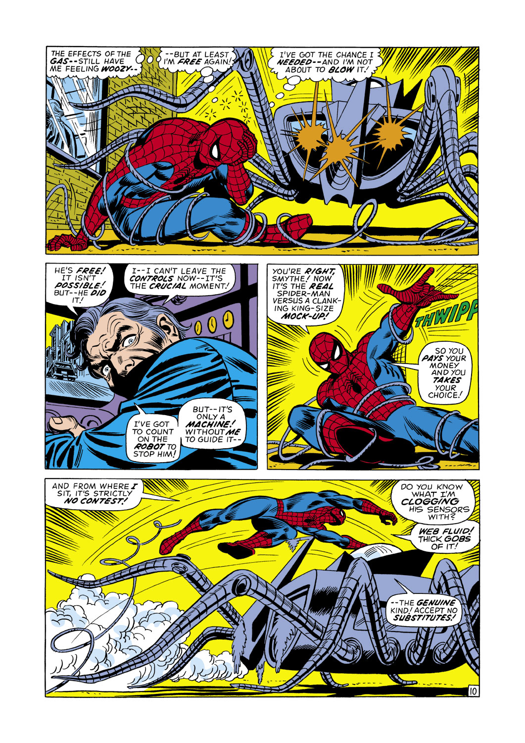 The Amazing Spider-Man (1963) 107 Page 10