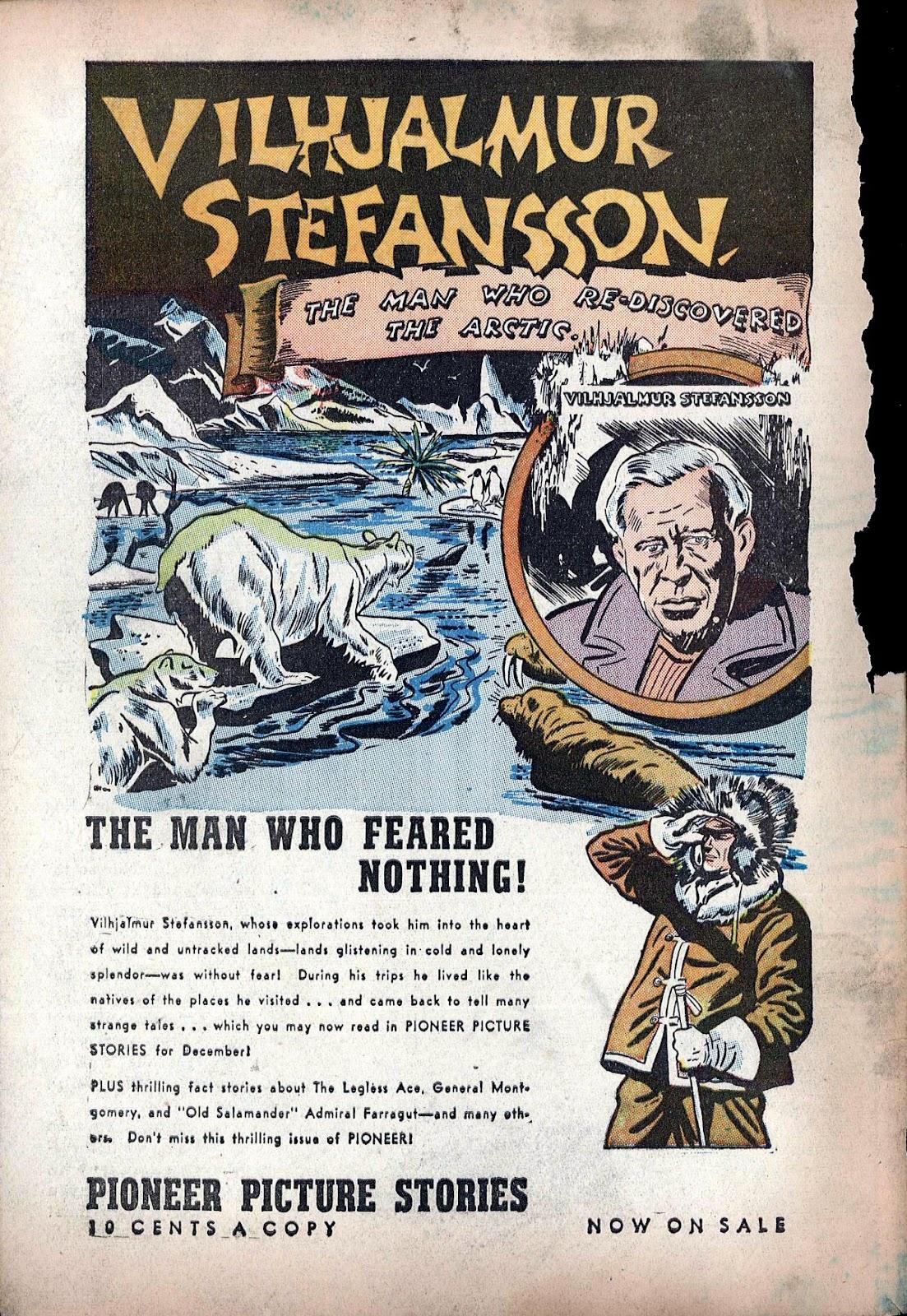 Read online Super-Magician Comics comic -  Issue #20 - 58