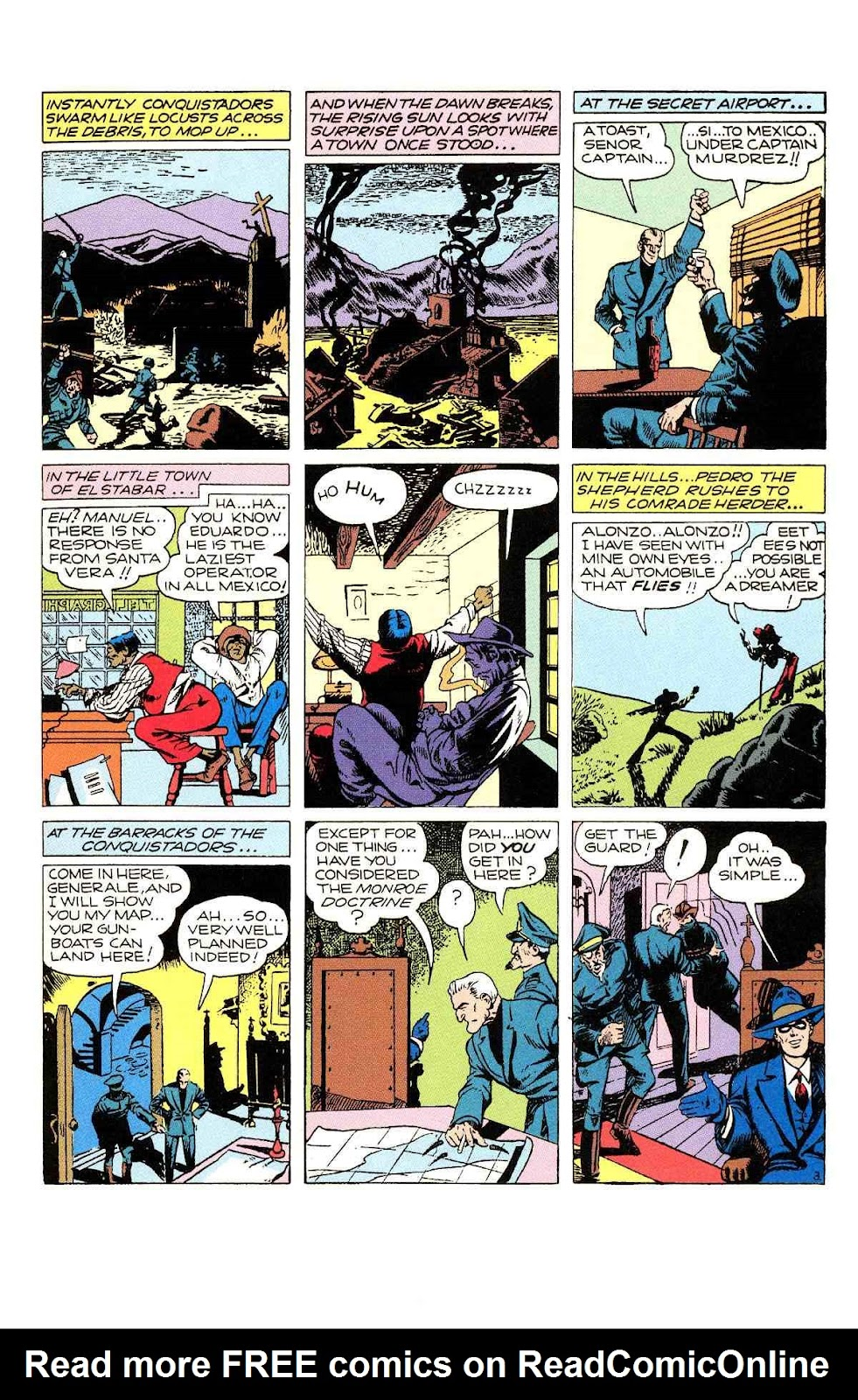 Read online Will Eisner's The Spirit Archives comic -  Issue # TPB 2 (Part 1) - 27