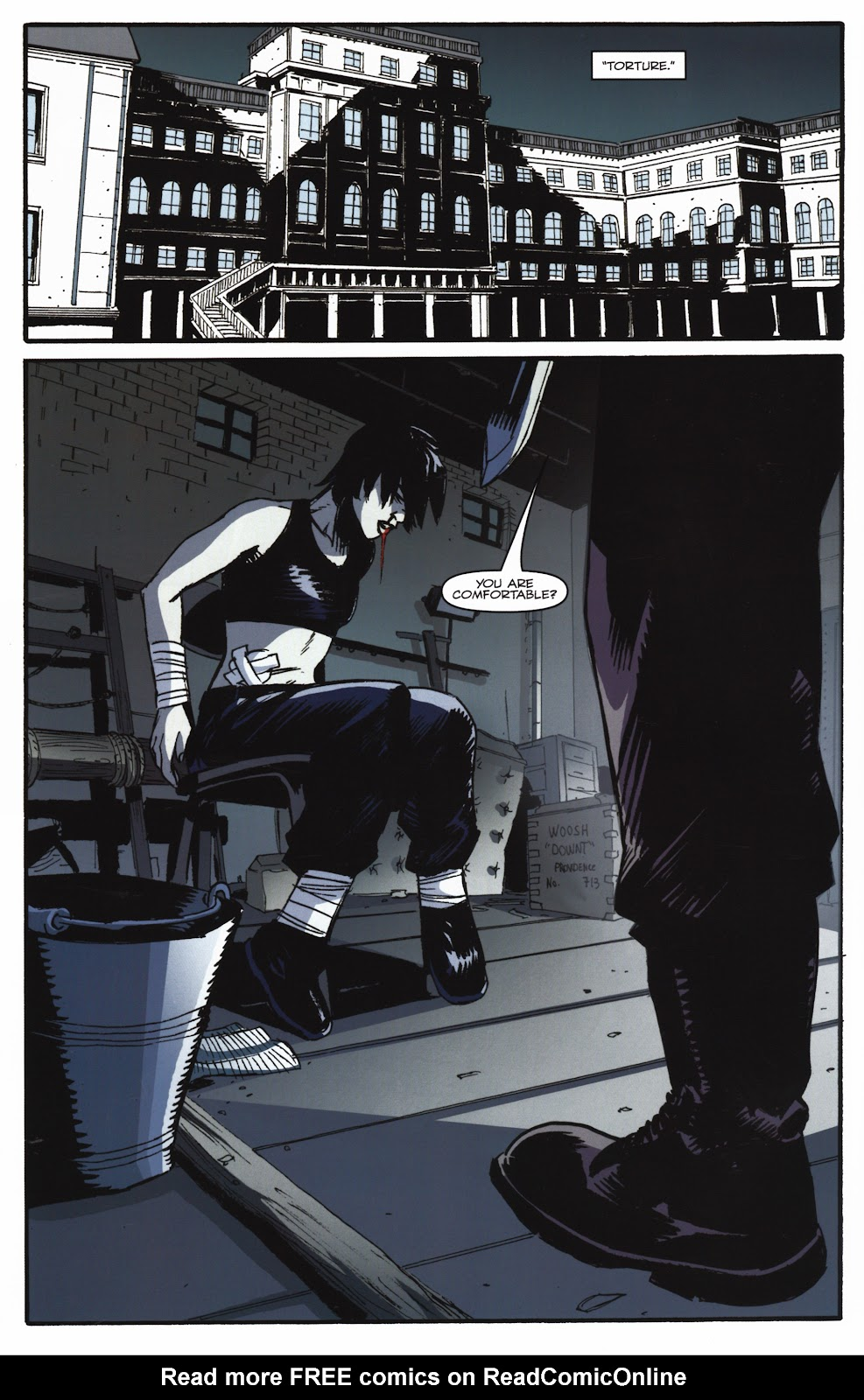 G.I. Joe Cobra (2011) Issue #20 #20 - English 6