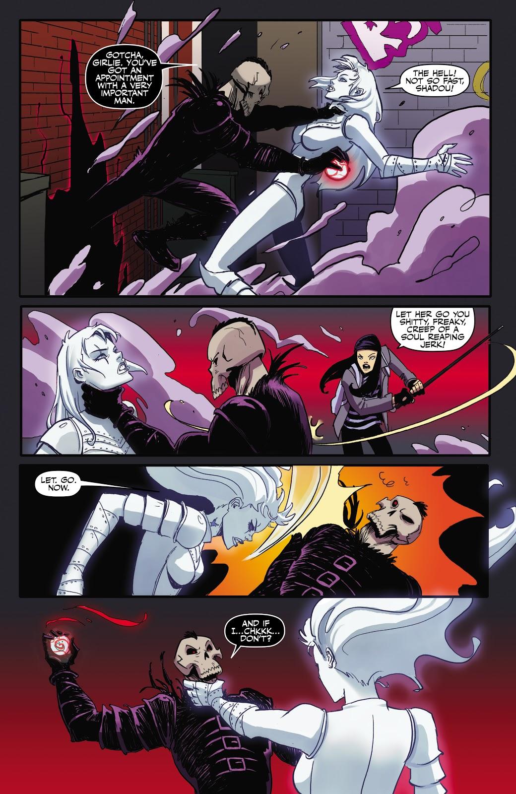 Read online September Mourning Volume 1 comic -  Issue #2 - 22