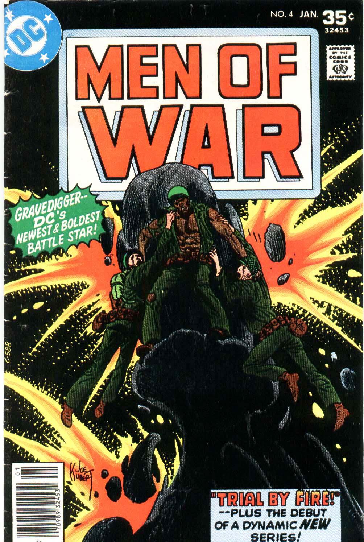 Men of War 4 Page 1