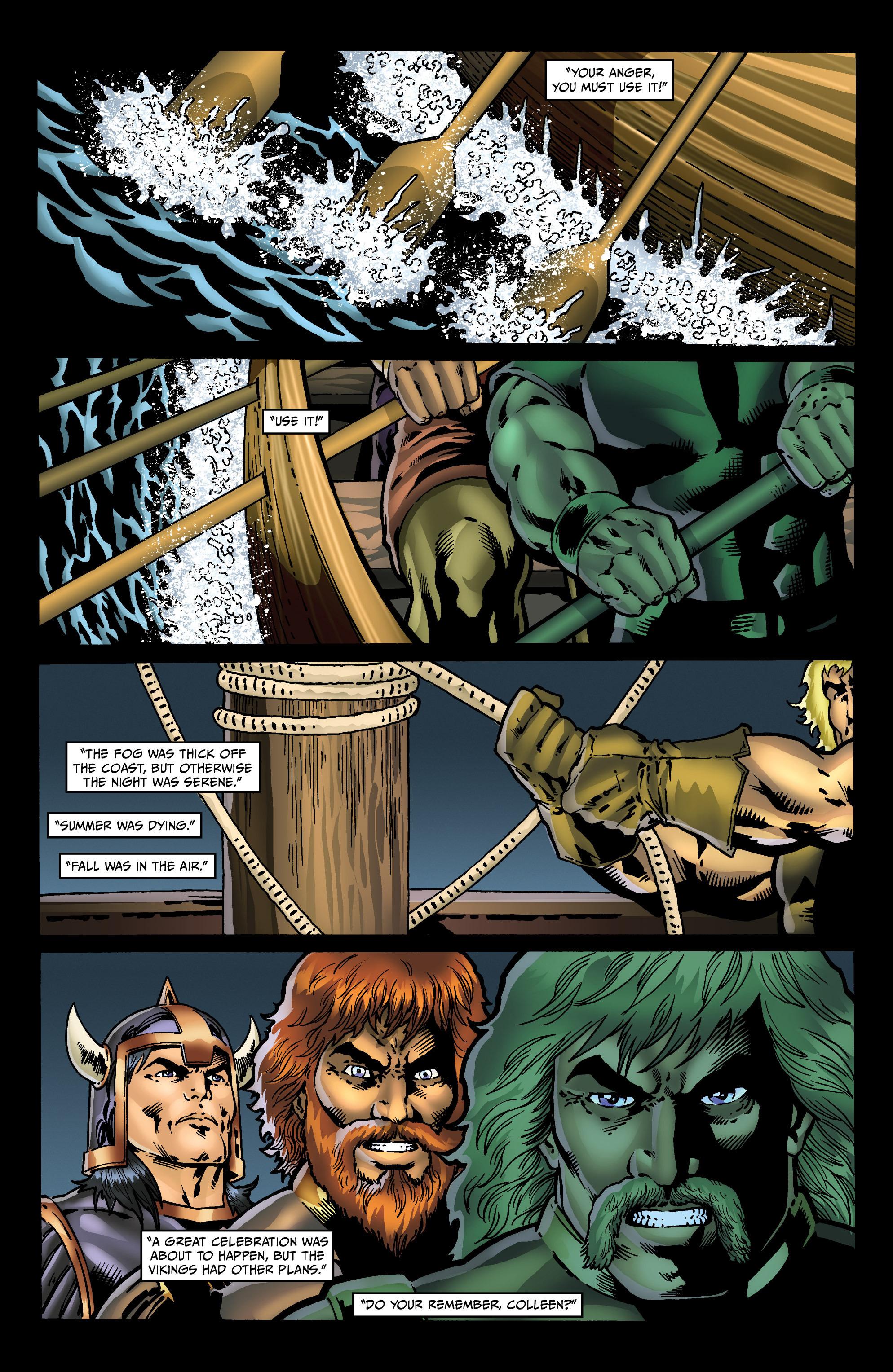 Read online Belladonna: Origins comic -  Issue #5 - 9