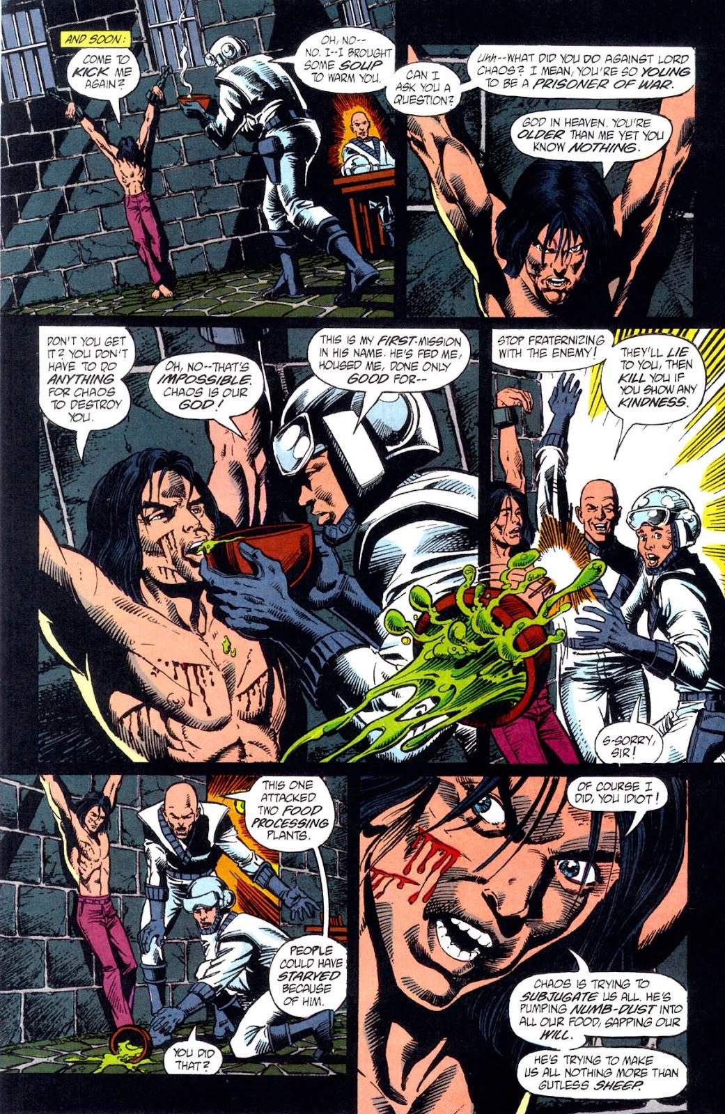 Read online Team Titans comic -  Issue #1c - 5