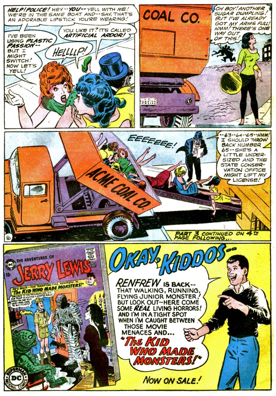 The Adventures of Bob Hope issue 92 - Page 20