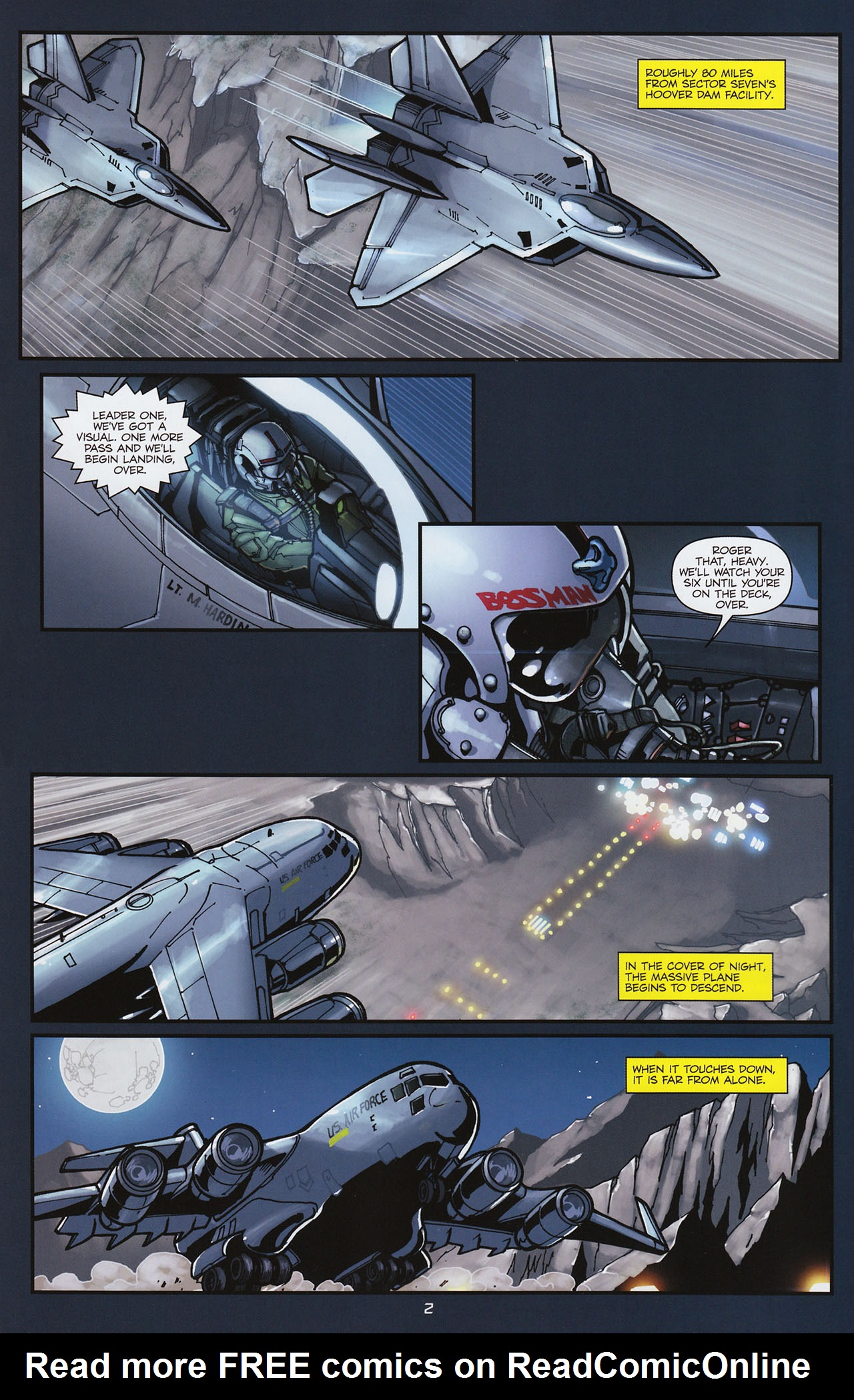 Read online Transformers: Alliance comic -  Issue #1 - 5