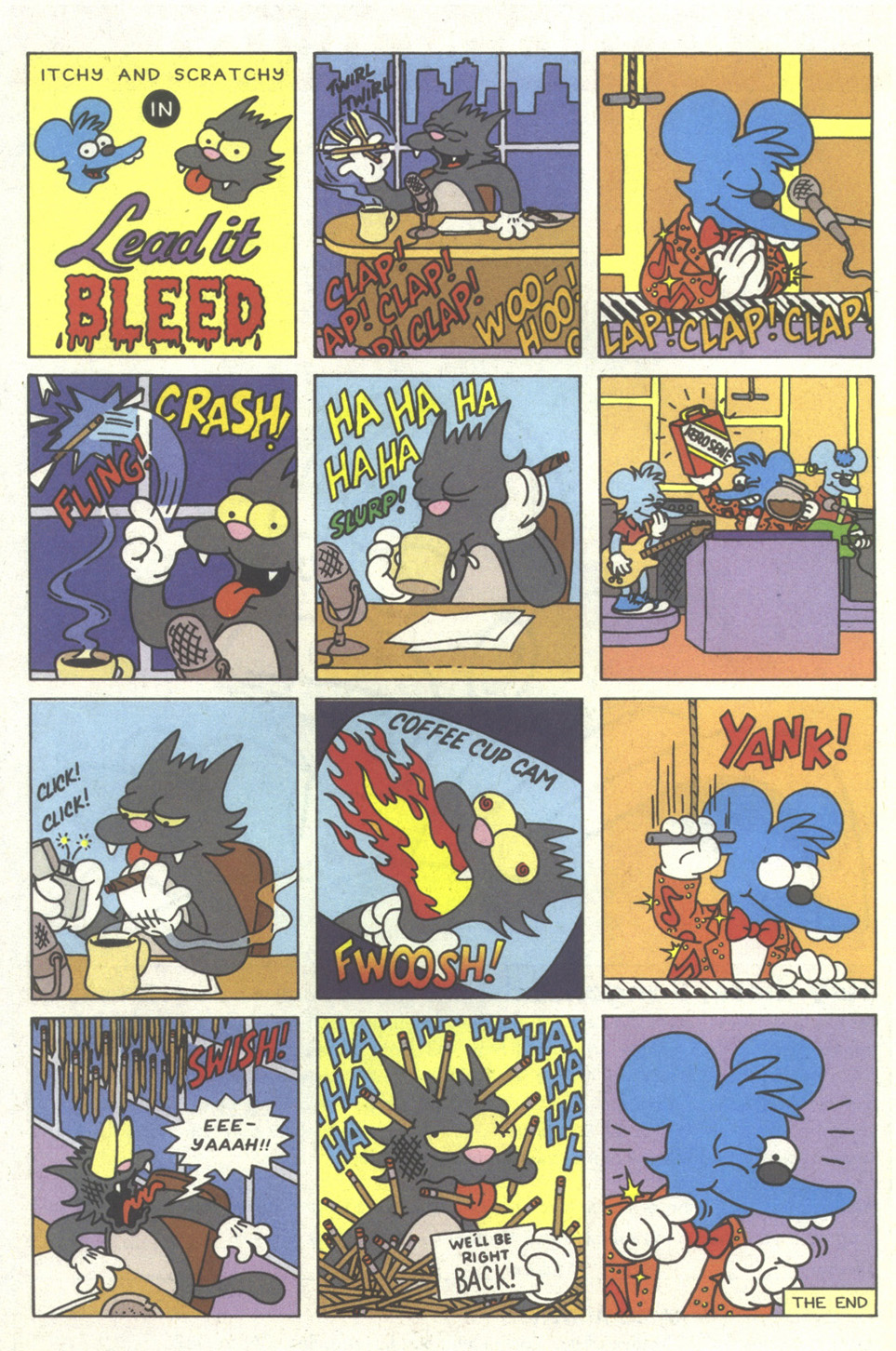 Read online Simpsons Comics comic -  Issue #16 - 29