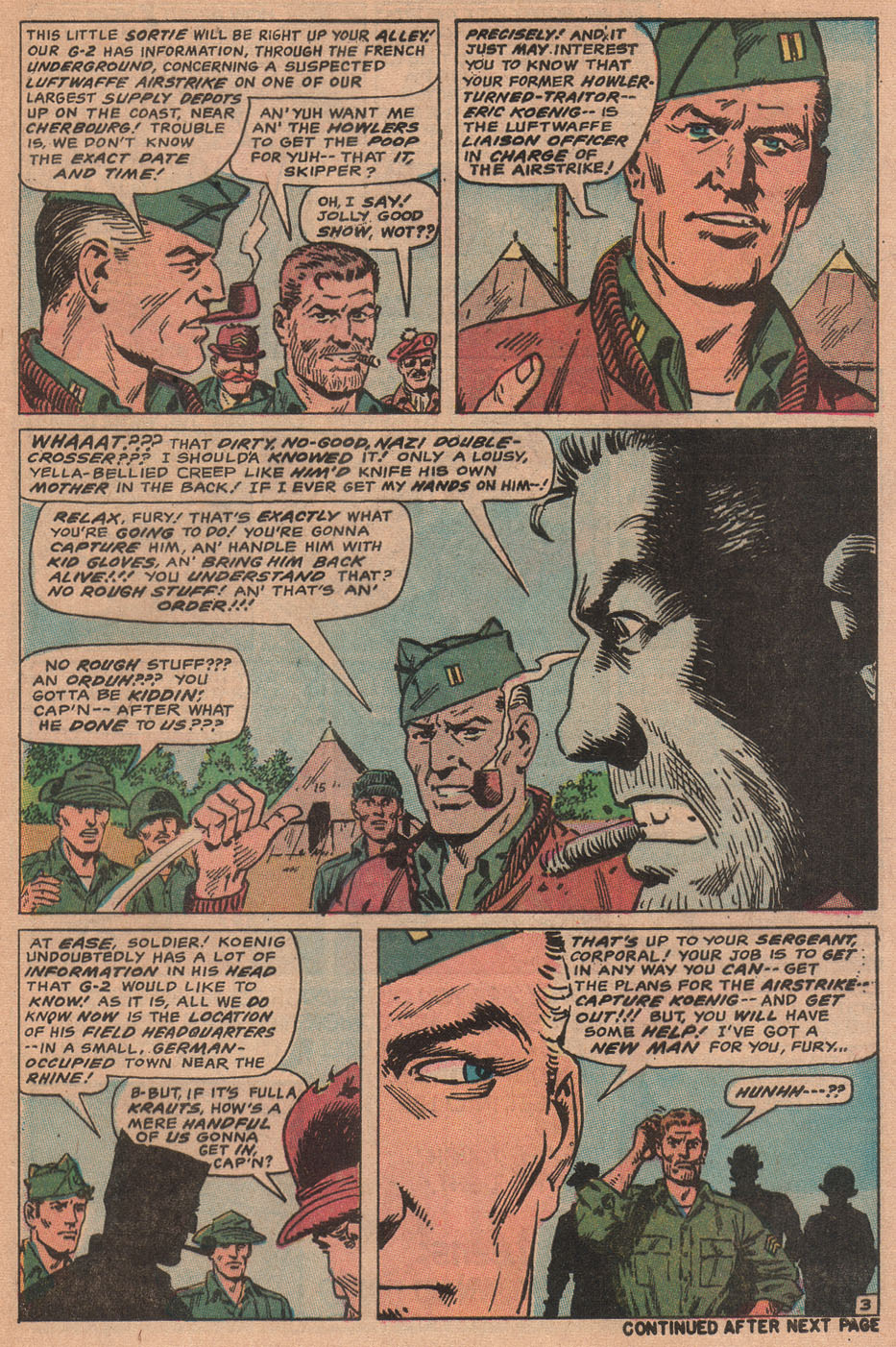 Read online Sgt. Fury comic -  Issue #77 - 5