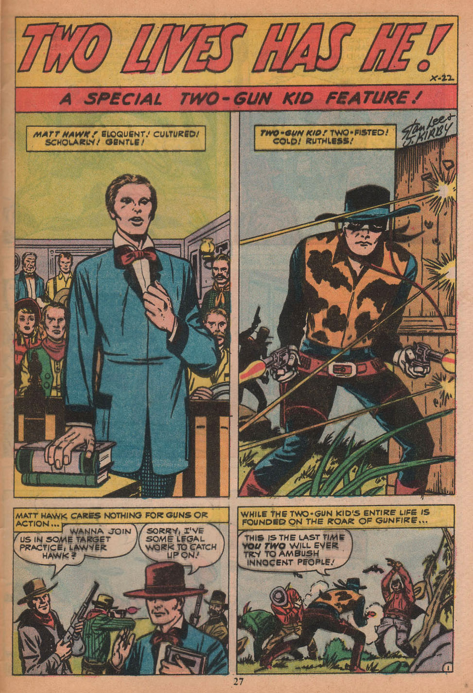 The Rawhide Kid (1955) issue 116 - Page 29
