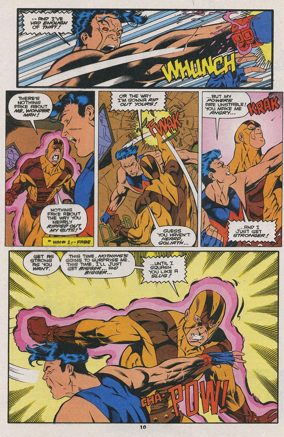 Read online Wonder Man (1991) comic -  Issue #25 - 7