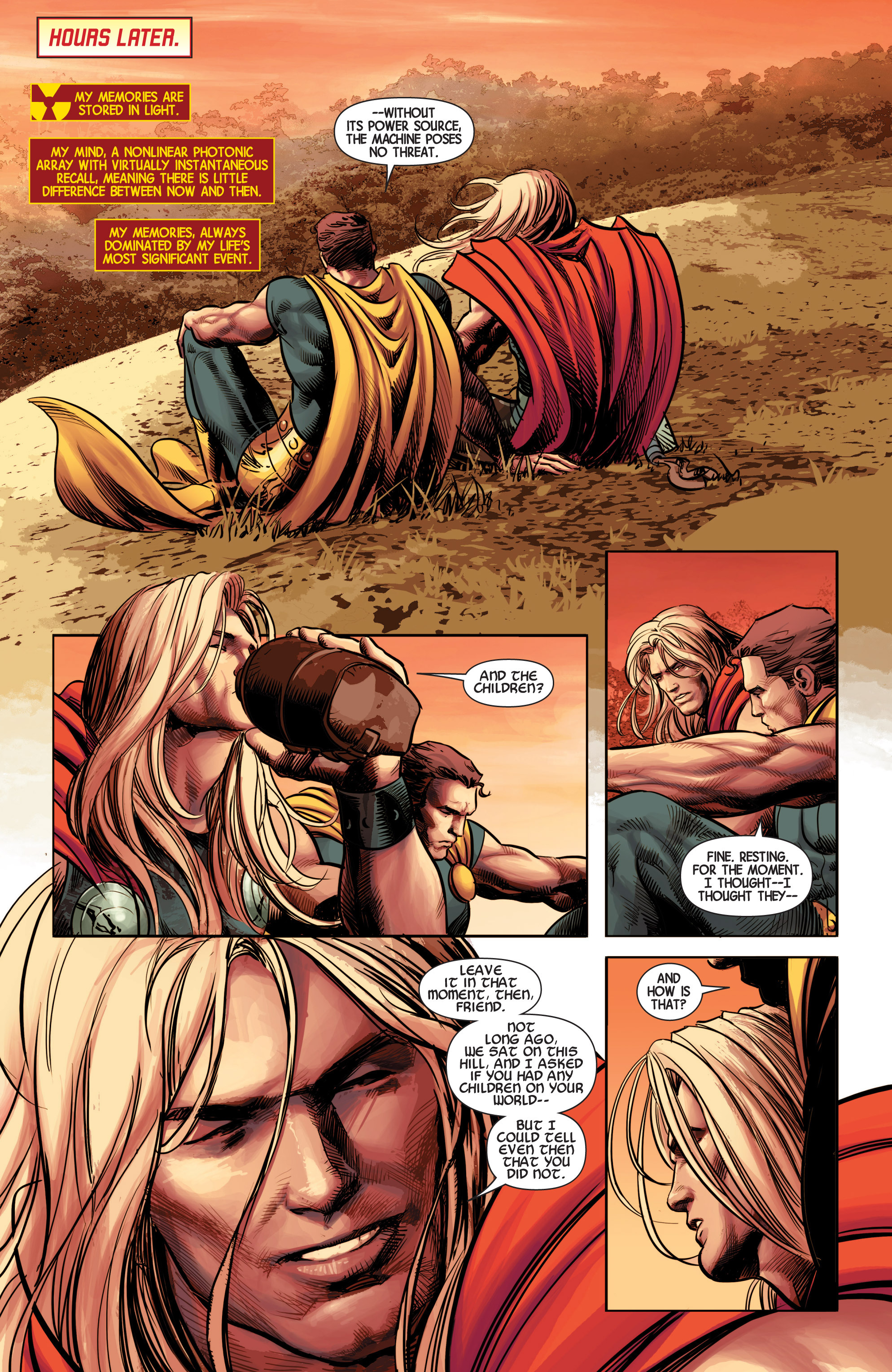 Read online Avengers (2013) comic -  Issue #Avengers (2013) _TPB 3 - 48