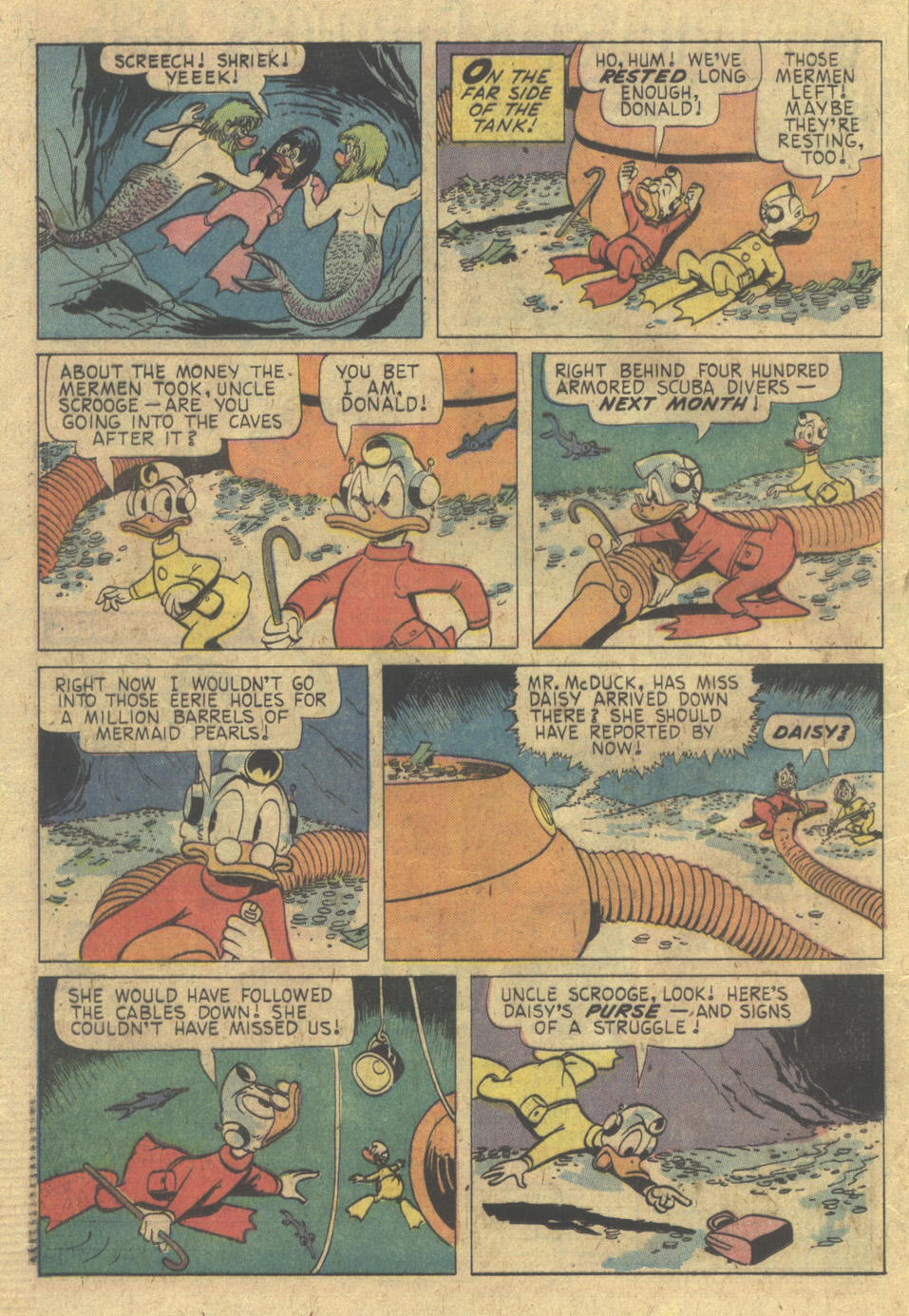 Read online Uncle Scrooge (1953) comic -  Issue #125 - 20