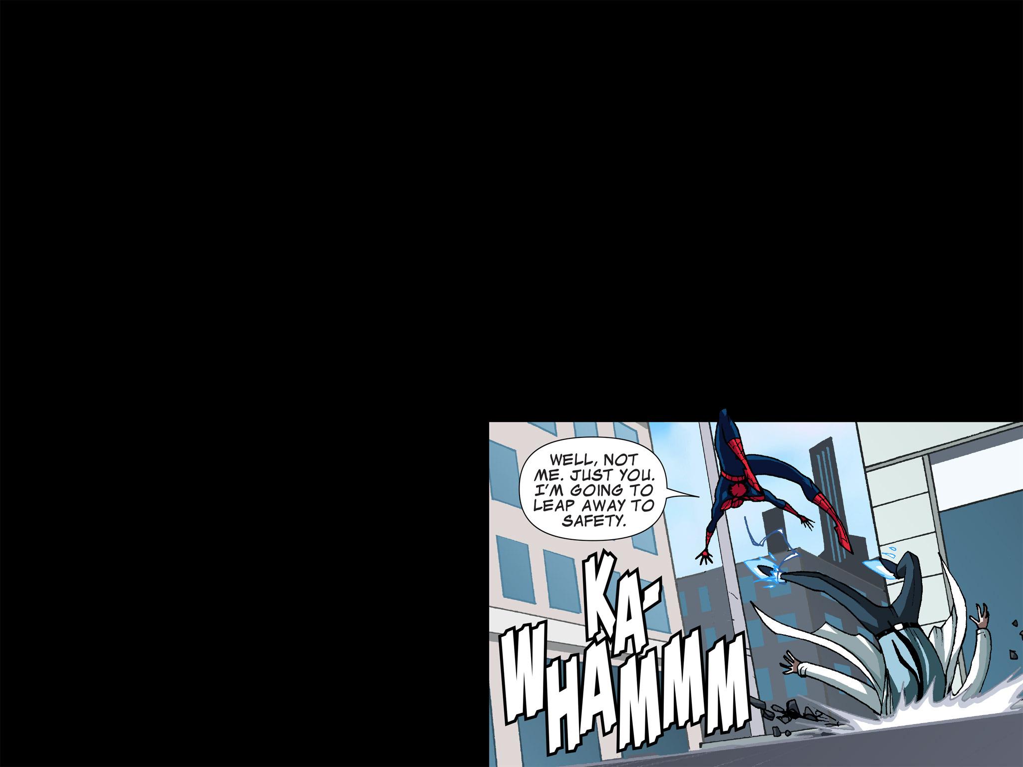 Read online Ultimate Spider-Man (Infinite Comics) (2015) comic -  Issue #5 - 34