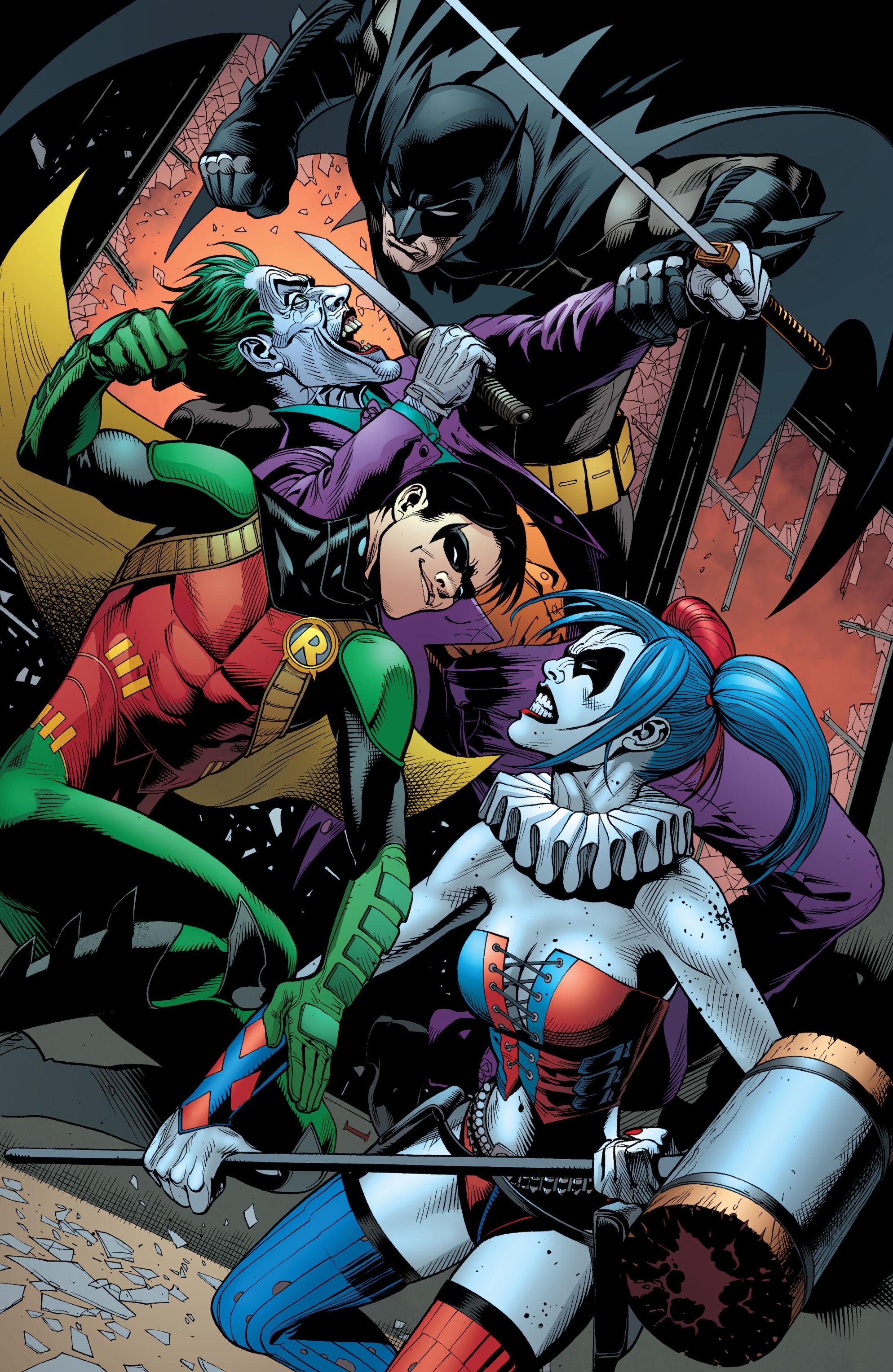 Read online Secret Origins (2014) comic -  Issue #1 - 24