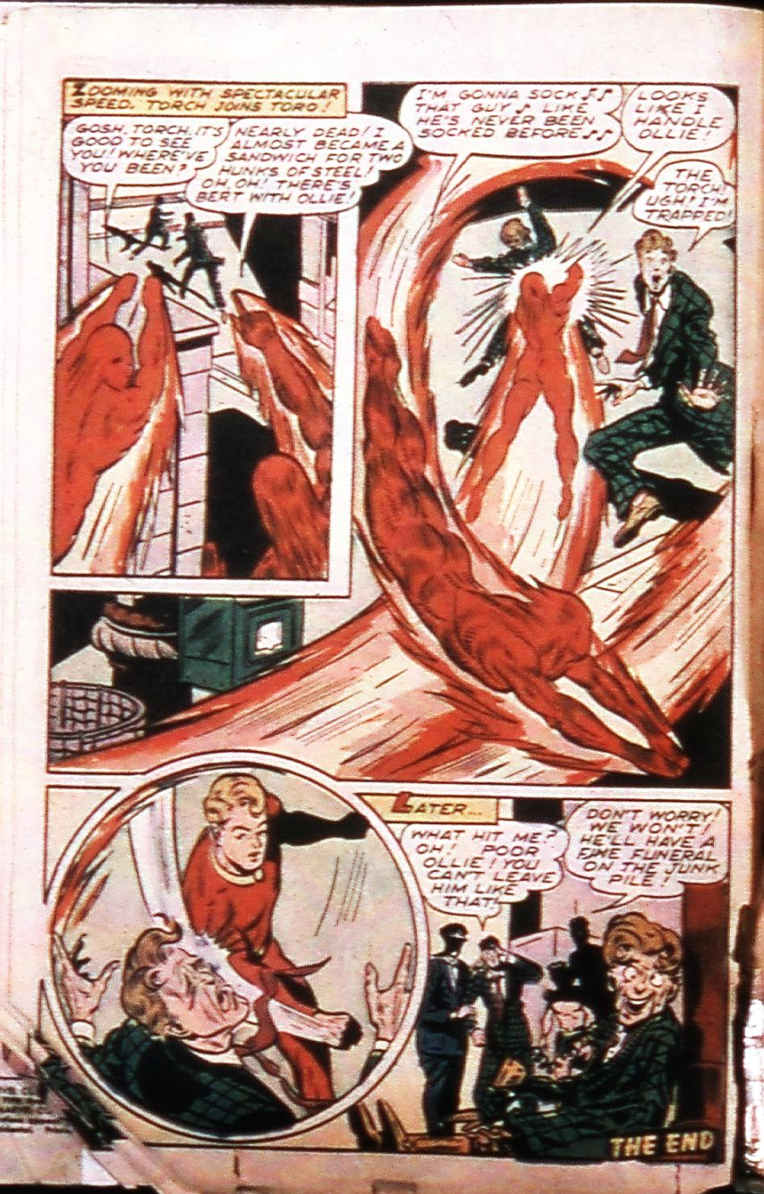 Marvel Mystery Comics (1939) issue 75 - Page 15