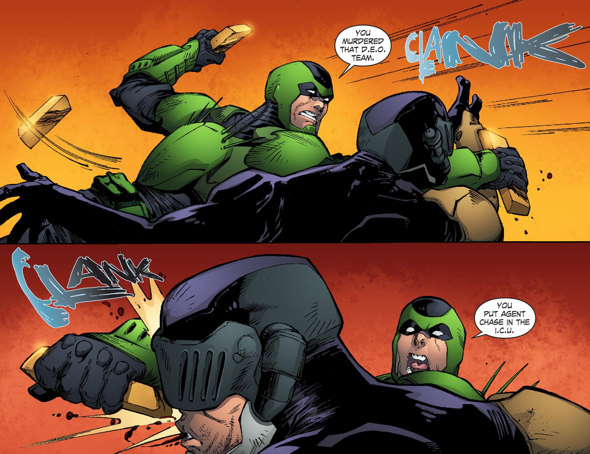 Read online Smallville: Lantern [I] comic -  Issue #11 - 7