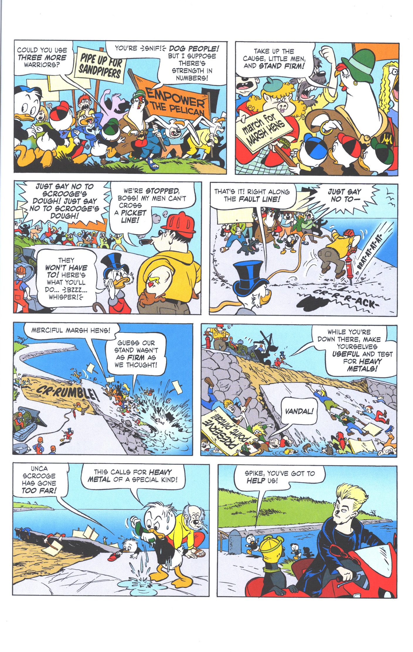 Read online Uncle Scrooge (1953) comic -  Issue #377 - 45