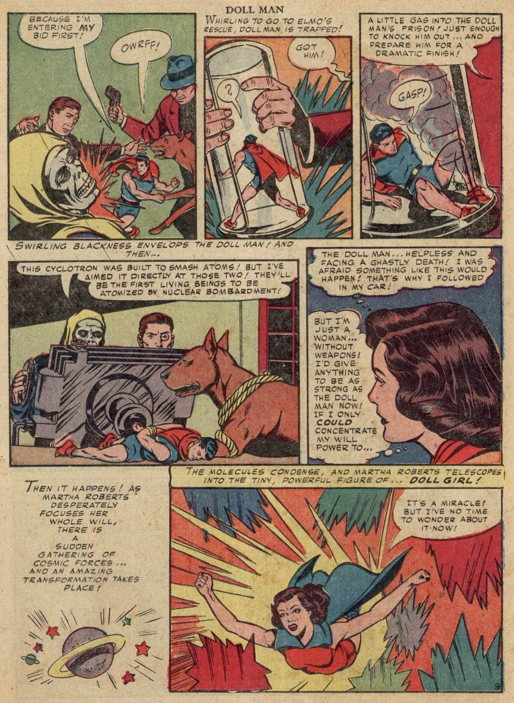 Doll Man issue 37 - Page 11