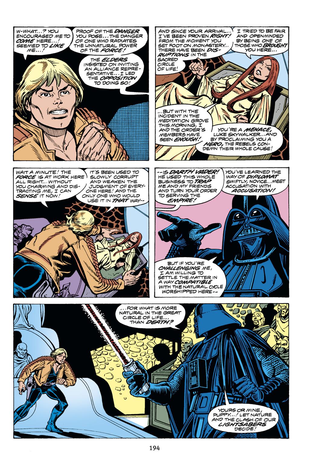Read online Star Wars Omnibus comic -  Issue # Vol. 14 - 193