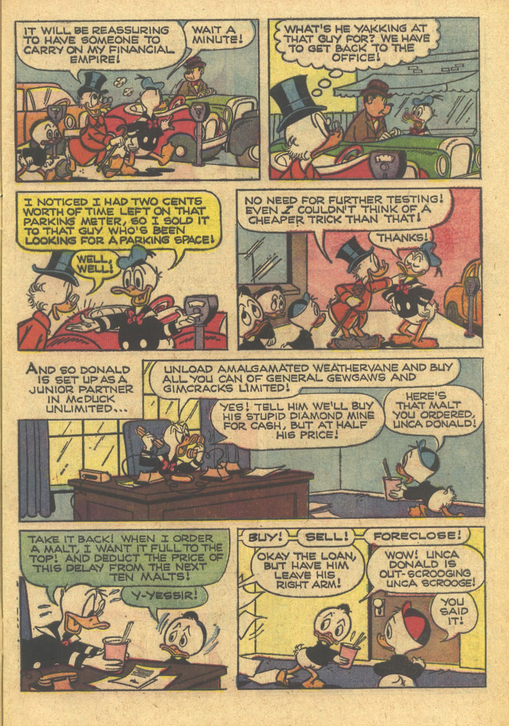 Walt Disney's Comics and Stories issue 332 - Page 5