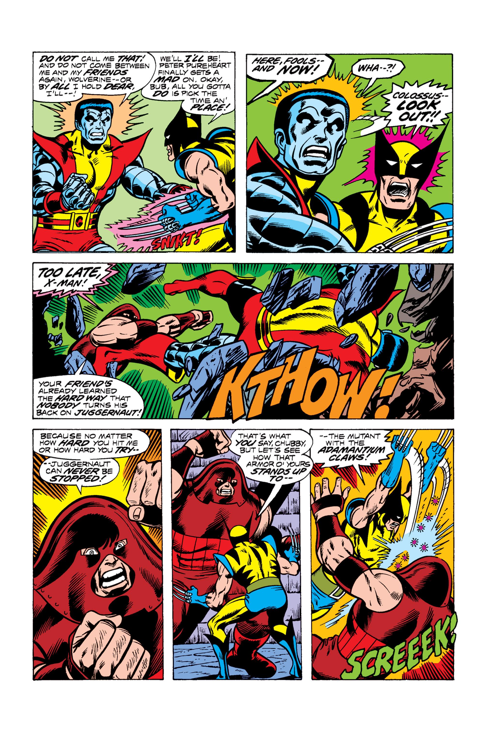 Uncanny X-Men (1963) 102 Page 4