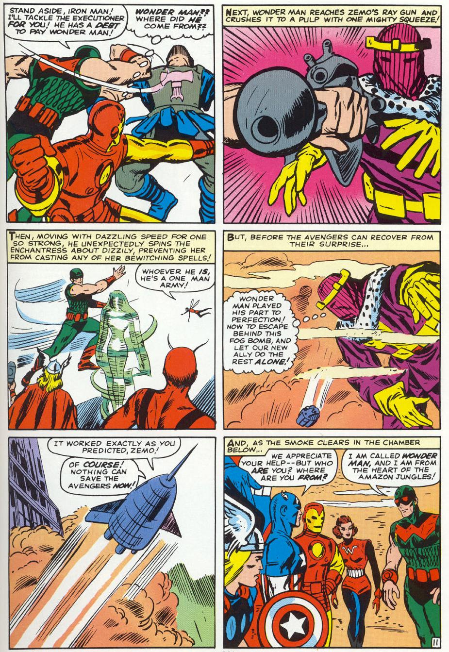 The Avengers (1963) 9 Page 11