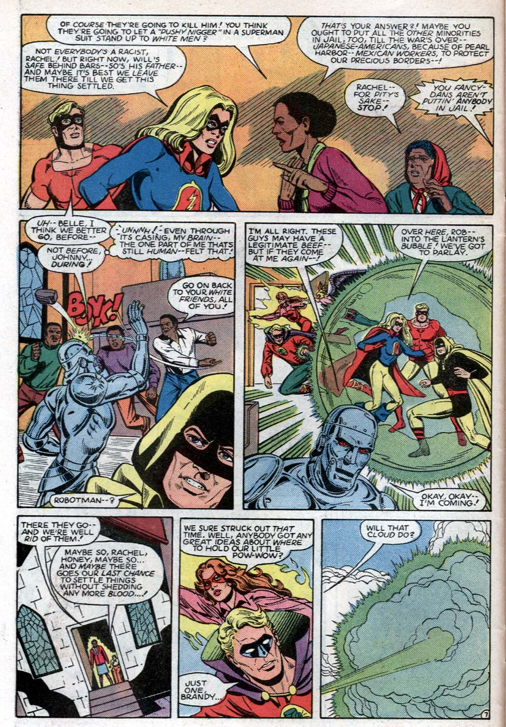 Read online All-Star Squadron comic -  Issue #40 - 8