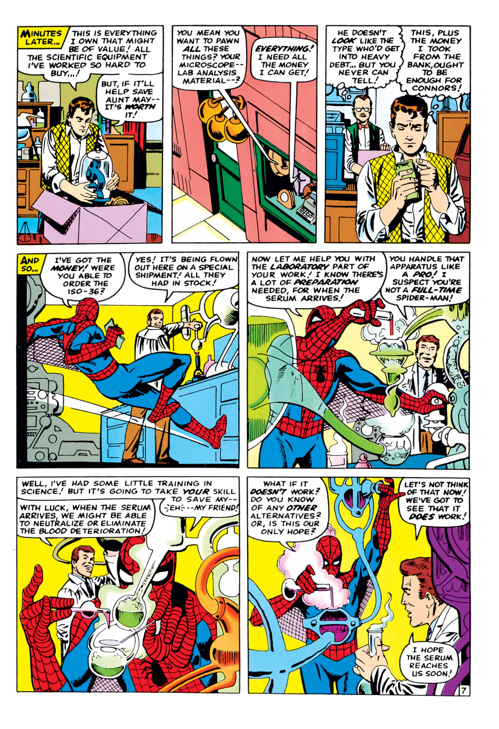 The Amazing Spider-Man (1963) 32 Page 7