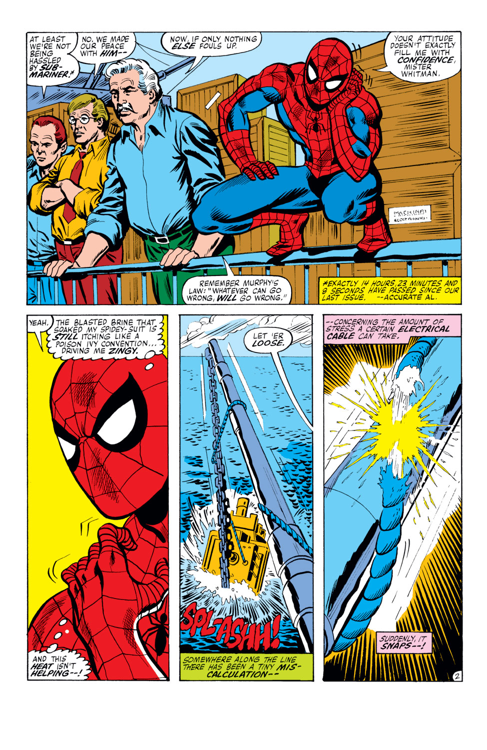 The Amazing Spider-Man (1963) 212 Page 2