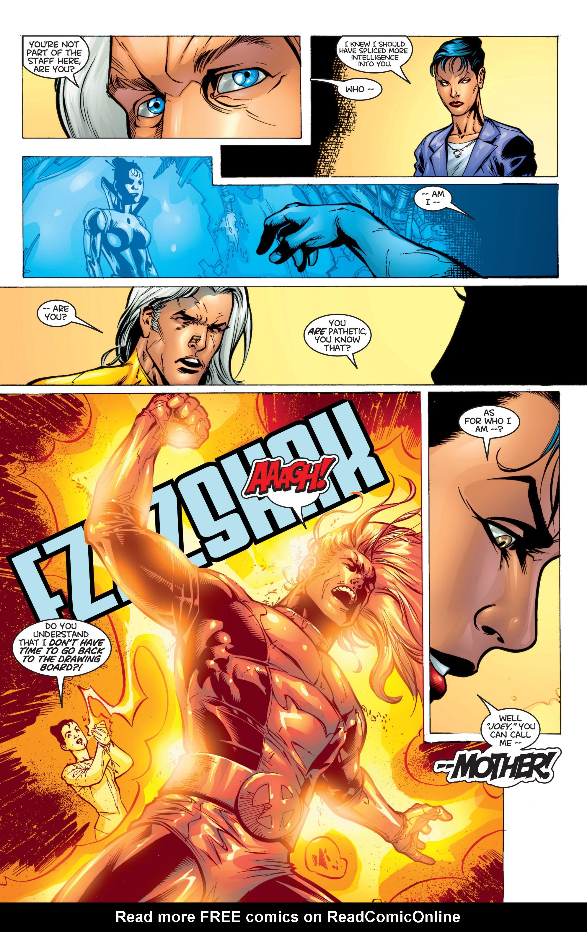Read online Uncanny X-Men (1963) comic -  Issue #366 - 18