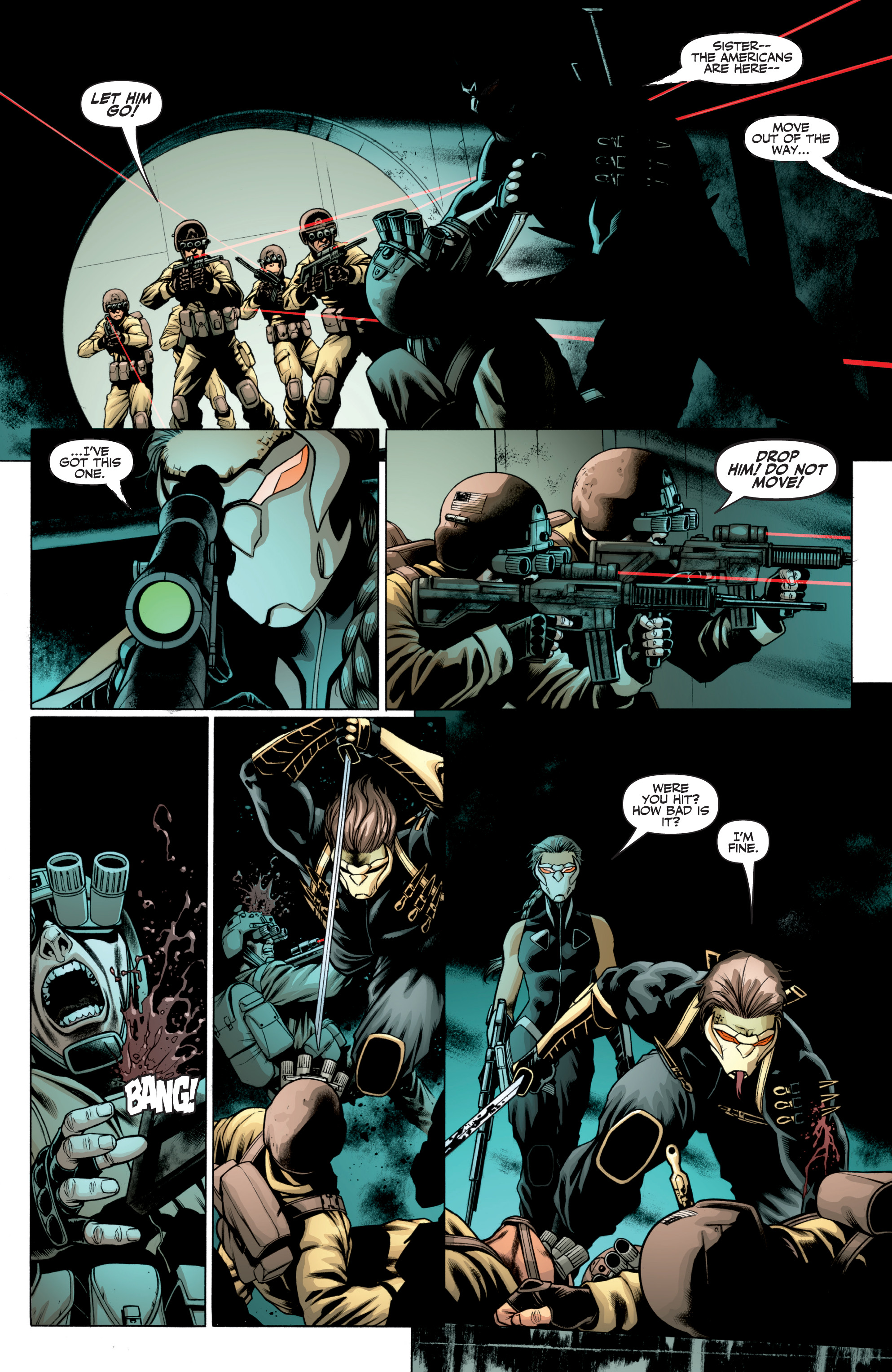 Read online Ninjak (2015) comic -  Issue #27 - 4
