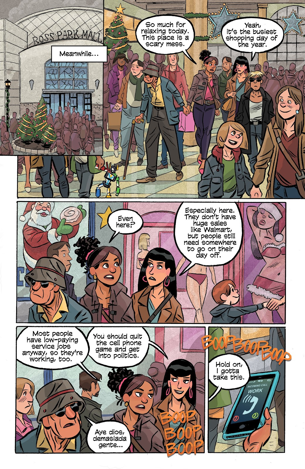 Read online Cellies comic -  Issue #6 - 17