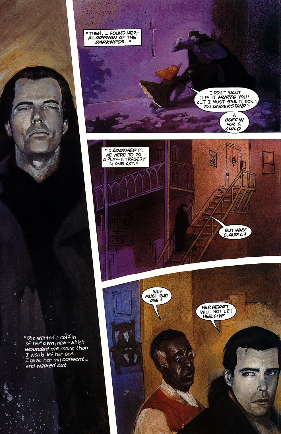 Read online Anne Rice's Interview with the Vampire comic -  Issue #4 - 13