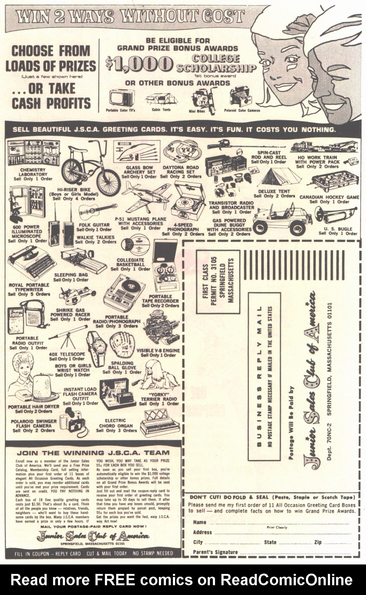 Read online Adventure Comics (1938) comic -  Issue #392 - 35