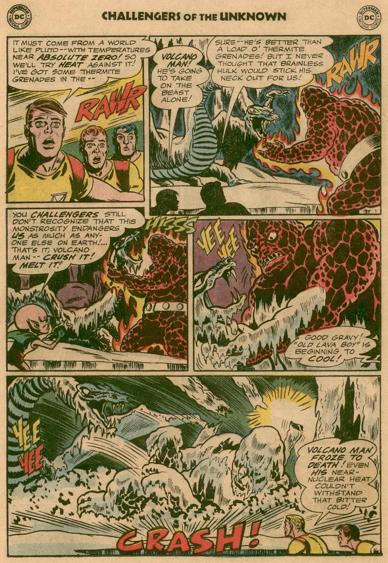 Challengers of the Unknown (1958) issue 45 - Page 19