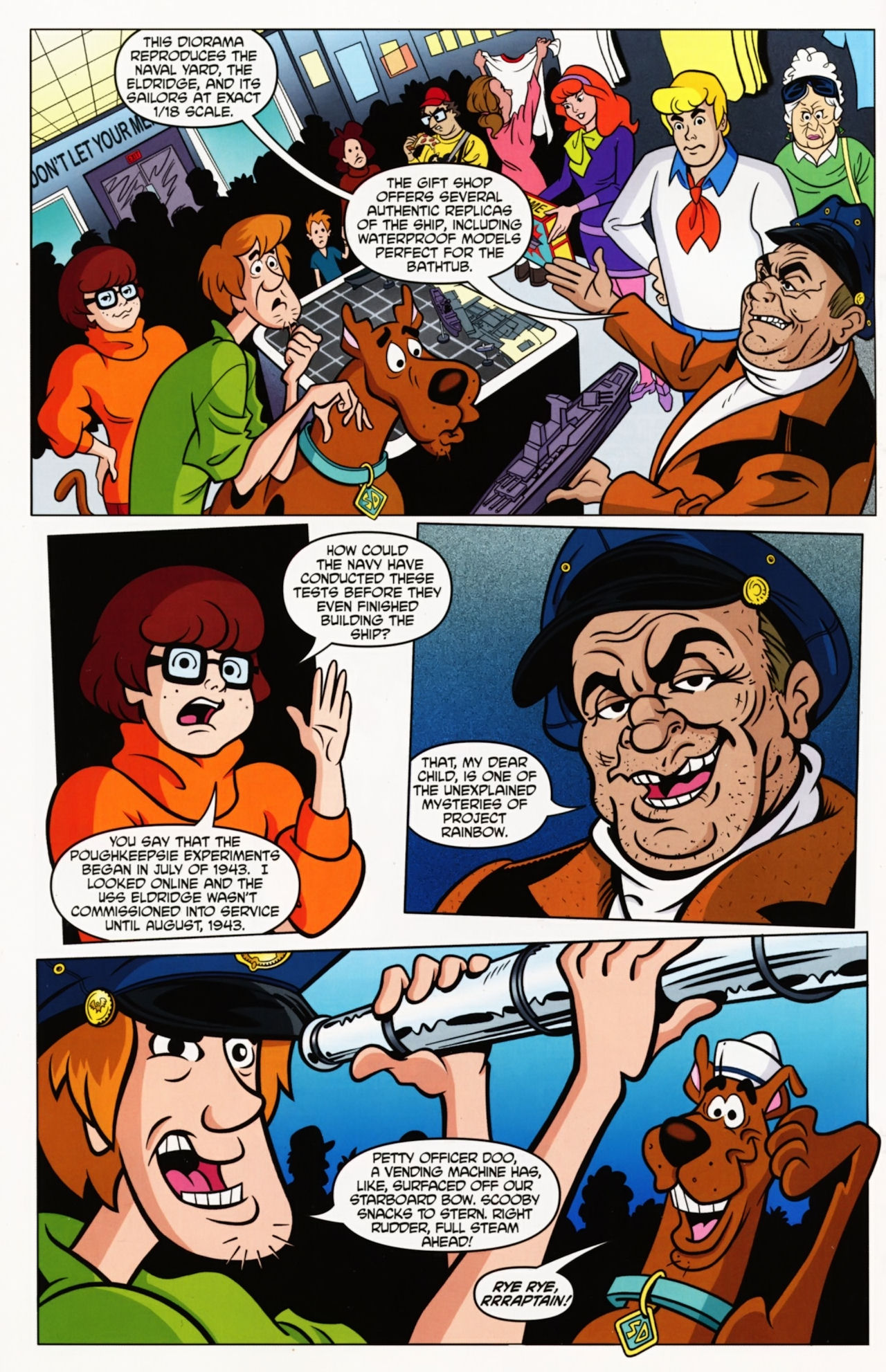 Read online Scooby-Doo: Where Are You? comic -  Issue #11 - 6