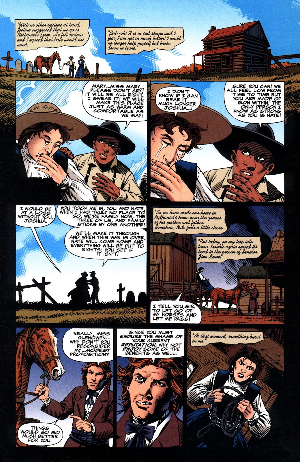 The Kents issue 8 - Page 6