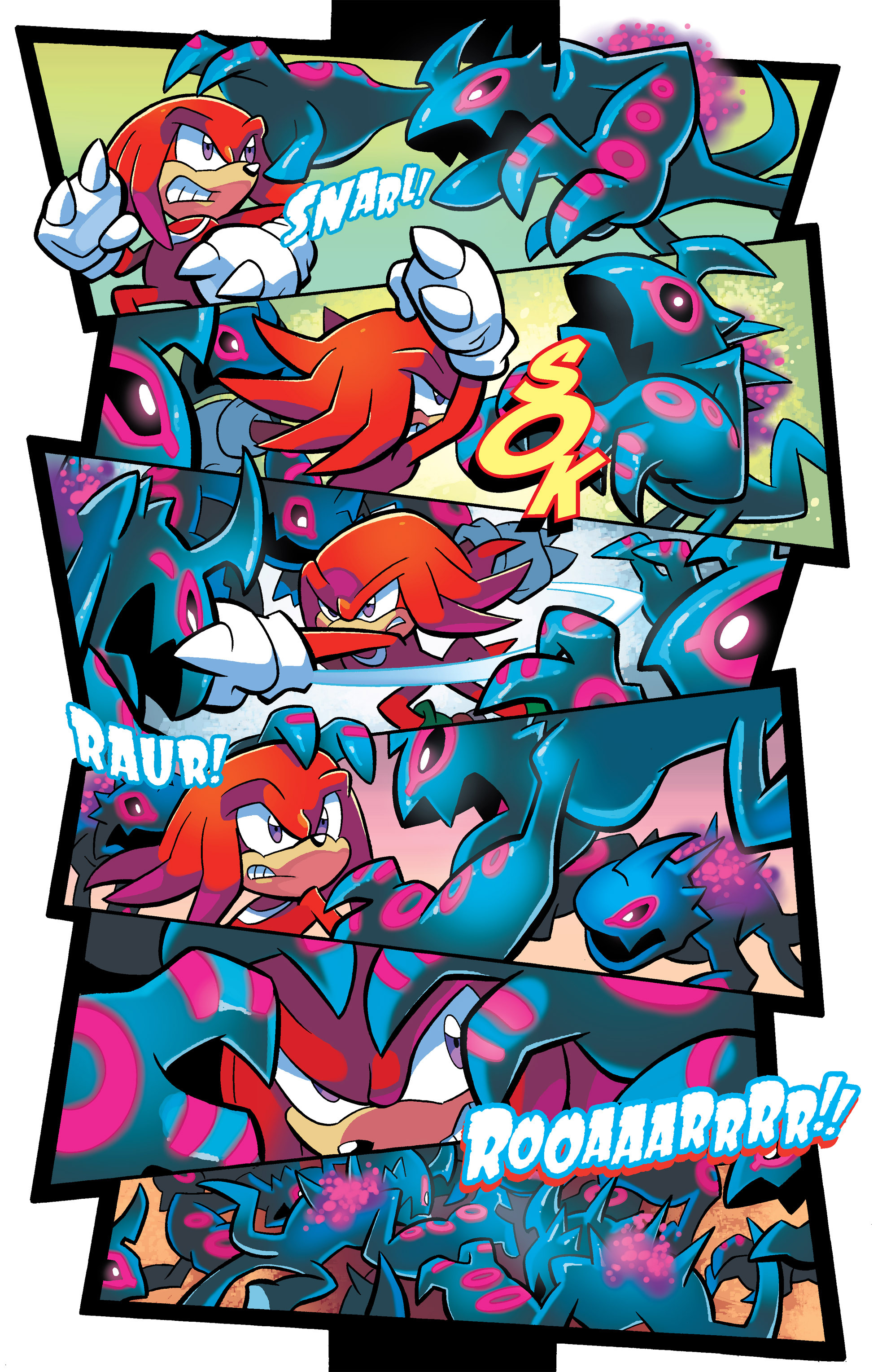 Read online Sonic Universe comic -  Issue #63 - 8