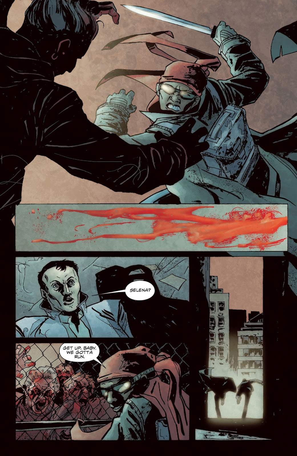 28 Days Later issue 23 - Page 21