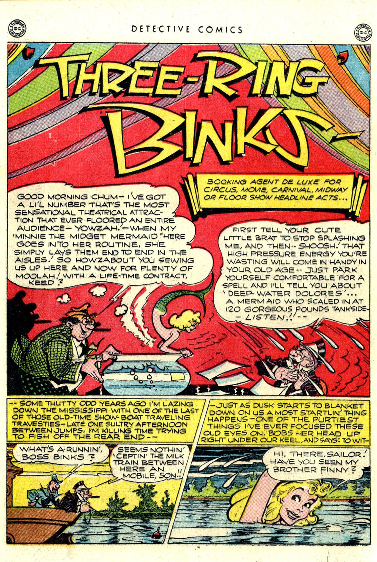Read online Detective Comics (1937) comic -  Issue #100 - 22