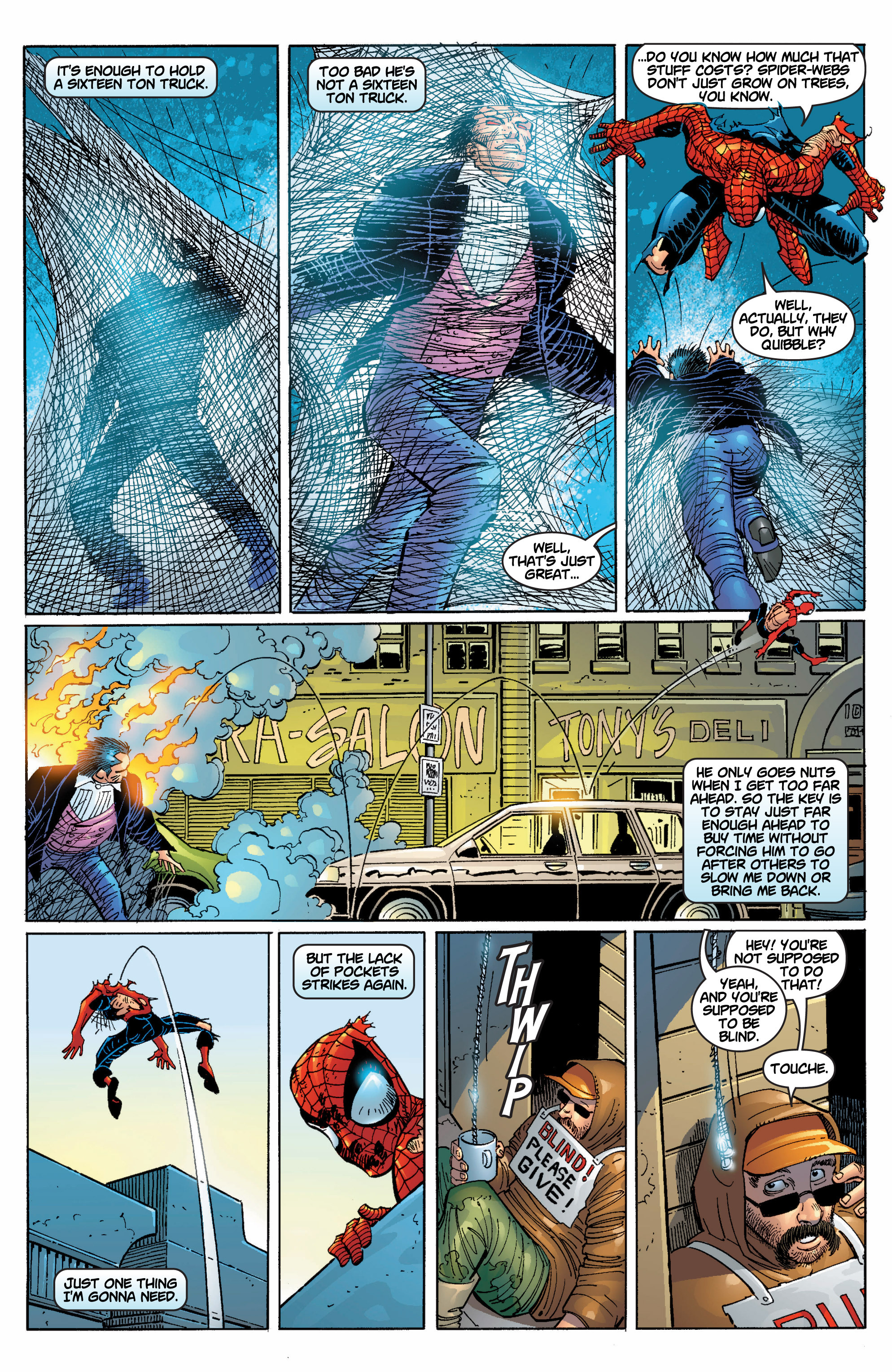 The Amazing Spider-Man (1999) 34 Page 7
