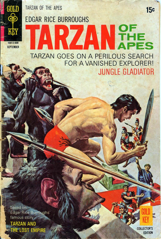 Tarzan (1962) issue 195 - Page 1